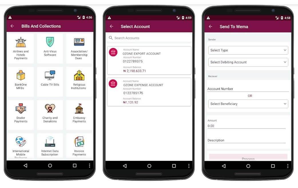 Wema bank ALAT mobile