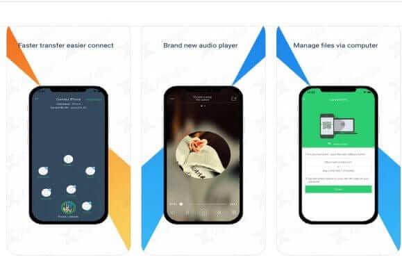 Xender app