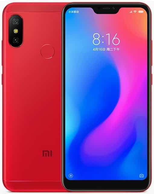 Xiaomi Redmi 6 Pro 3