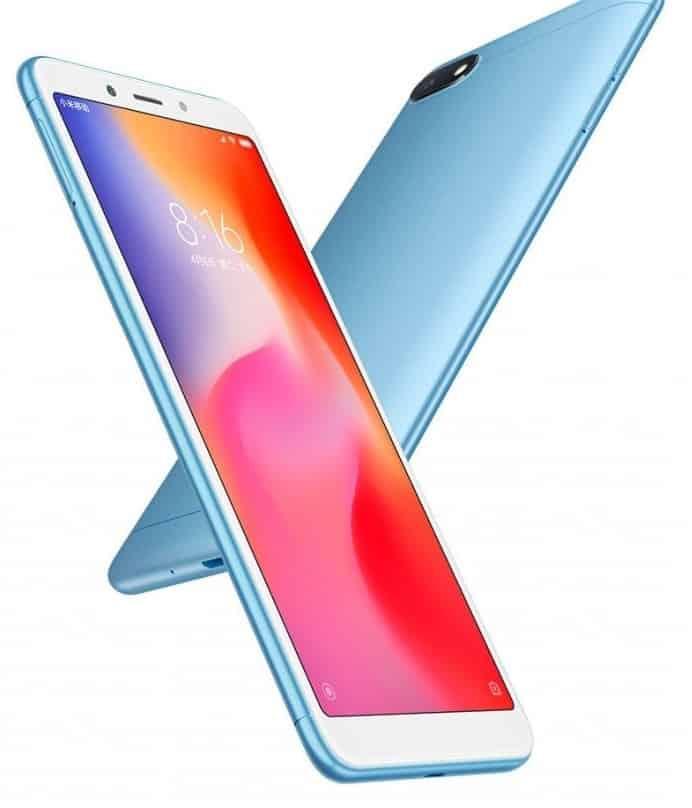 Xiaomi Redmi 6 display