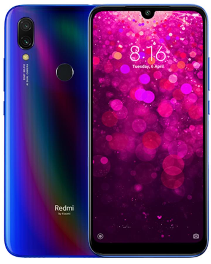 Xiaomi Redmi Y3 image