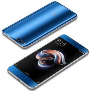Xiaomi Mi Note 3 design