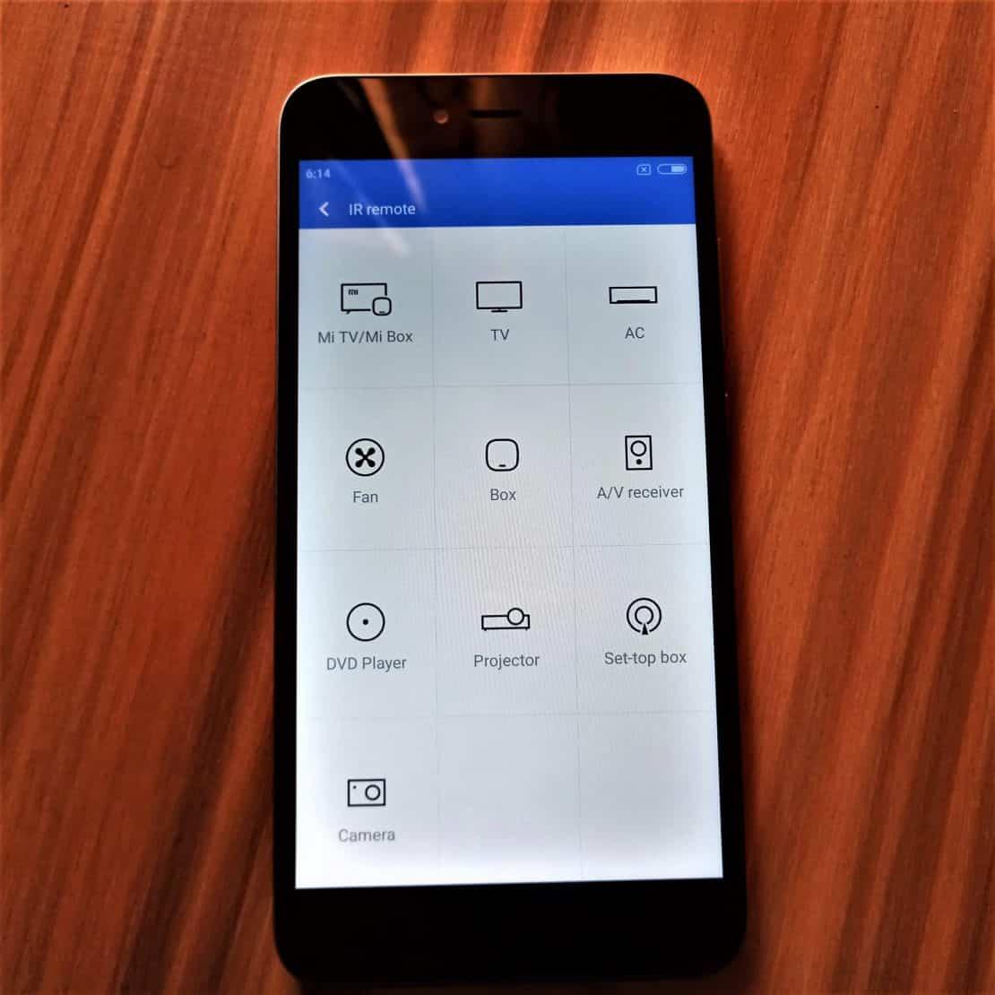Xiaomi Redmi Note 5A u