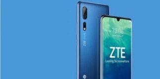 ZTE Axon 10 Pro 5G image