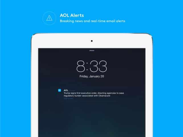 AOL-News Mail & Video