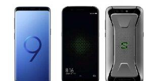 best qualcomm snapdradon 845 smartphones