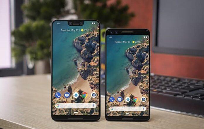 Screenshot On Google Pixel