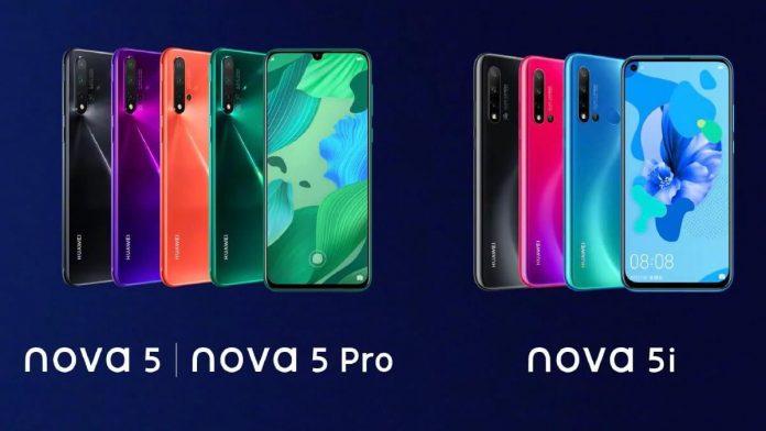 huawei_nova 5 and Nova 5 Pro