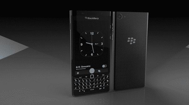 pre-order Blackberry KeyOne