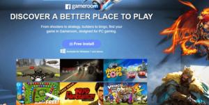 how to download Facebook Gameroom games