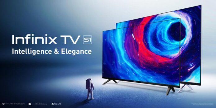 infinix smart tv s1