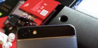 itel s32 camera