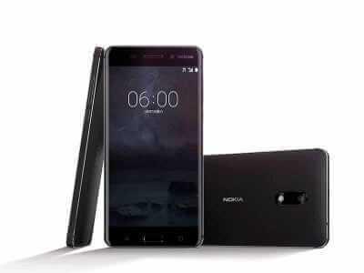 Nokia 6 android-Best phones under 100000 Naira