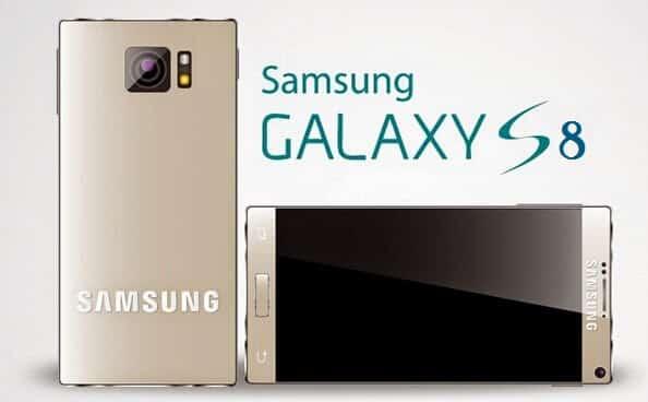 upcoming Samsung Galaxy S8